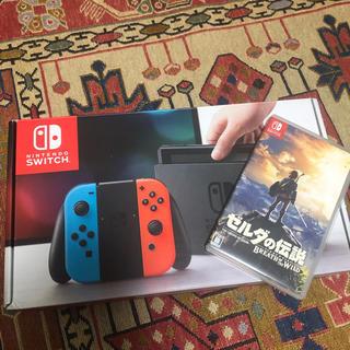 Nintendo Switch - Nintendo switch ➕ゼルダの伝説 ニンテンドースイッチ