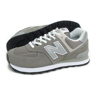 ニューバランス(New Balance)のNew Balance ニューバランス 574 グレー 26.5(スニーカー)