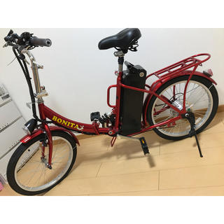 電動アシスト自転車(自転車本体)