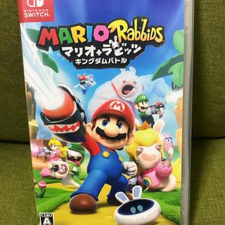 ニンテンドースイッチ(Nintendo Switch)のマリオ+ラビッツキングダムバトル SWITCH(家庭用ゲームソフト)