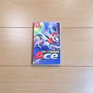 ニンテンドースイッチ(Nintendo Switch)のMARIO TENNIS Ace  Nintendo Switch(家庭用ゲーム本体)