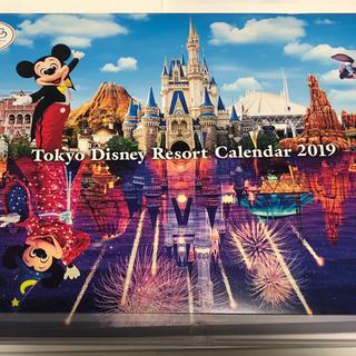 ディズニー(Disney)のディズニー カレンダー 2019(カレンダー/スケジュール)