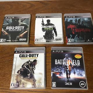 プレイステーション3(PlayStation3)の【PS3】ソフトまとめ売り(家庭用ゲームソフト)