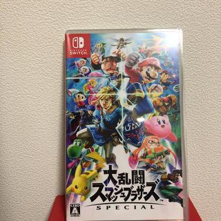 ニンテンドースイッチ(Nintendo Switch)の大乱闘スマッシュブラザーズSpecial(家庭用ゲームソフト)