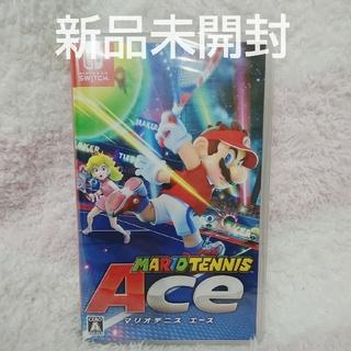 ニンテンドースイッチ(Nintendo Switch)のマリオテニスエース(家庭用ゲームソフト)
