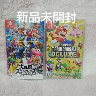 ニンテンドースイッチ(Nintendo Switch)の大乱闘スマッシュブラザーズ  マリオブラザーズ(家庭用ゲームソフト)