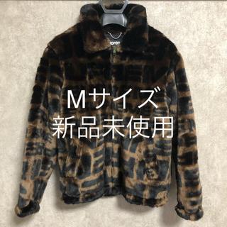 シュプリーム(Supreme)の【新品未使用】Lサイズ Supreme faux fur bomber JKT(その他)