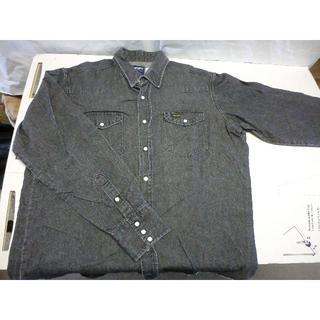 ラングラー(Wrangler)のD005   ラングラー  ウエスタンシャツ デニムシャツ   USA製(シャツ)