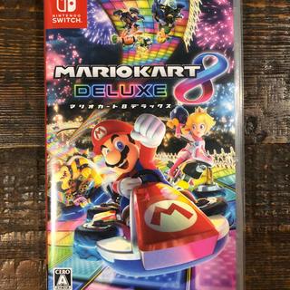 ニンテンドースイッチ(Nintendo Switch)のNintendo Switch マリオカート8 デラックス(家庭用ゲームソフト)