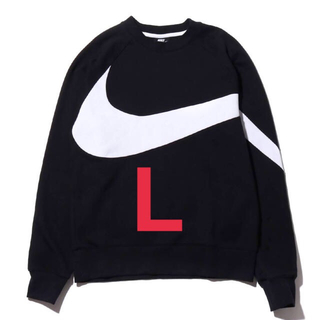 ナイキ(NIKE)のNIKE AS M NSW HBR CREW BB STMT 19SP-I(スウェット)
