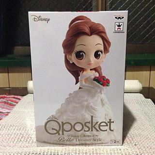 ディズニー(Disney)のディズニー【Qposket/ベル/ウェディング/レアカラー】(アメコミ)