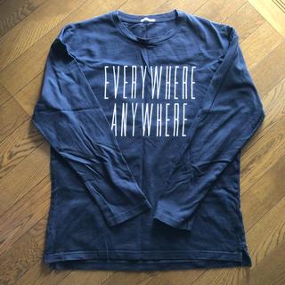 ジーユー(GU)のGU 長袖 Tシャツ(Tシャツ/カットソー(七分/長袖))