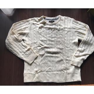 チャオパニック(Ciaopanic)のチャオパニック メンズ ケーブルニット(ニット/セーター)