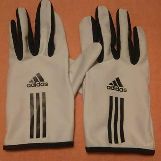 アディダス(adidas)のadidas ランニング用手袋 レディース Sサイズ(トレーニング用品)