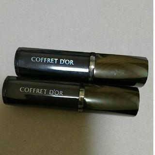 コフレドール(COFFRET D'OR)のコフレドール プレミアムステイルージュ💄(口紅)
