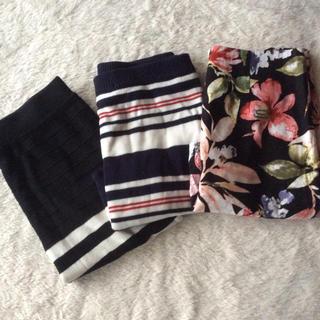 グラマラスジェーン(GLAMOROUS JANE)のスカート 3点セット(ミニスカート)