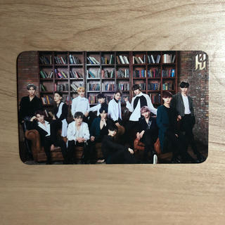 14U 羅針盤 トレカ 全体ショット(K-POP/アジア)