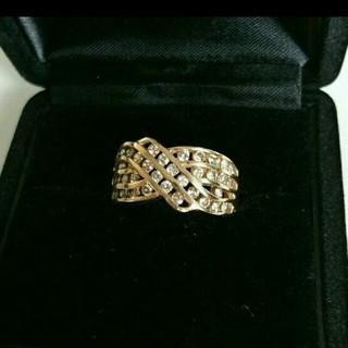 《リモ様専用》1カラット天然ダイヤモンドリング #16(リング(指輪))