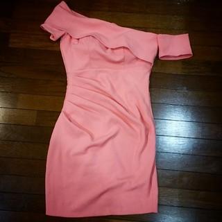 ワンショルダータイトドレス(ナイトドレス)