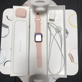 アップルウォッチ(Apple Watch)のkspring143様専用(携帯電話本体)