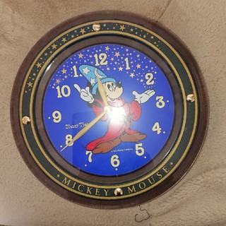 ディズニー(Disney)の掛け時計 ファンタジア(掛時計/柱時計)