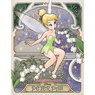 ディズニー(Disney)のN7 ティンカーベル☆ピーターパン☆アートパネル☆ディズニー(その他)