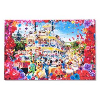 ディズニー(Disney)のディズニー イマジニングザマジック ポストカード(キャラクターグッズ)
