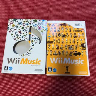 ウィー(Wii)のWii  Music  ソフト(家庭用ゲームソフト)