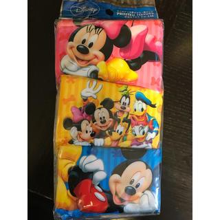 ディズニー(Disney)のディズニーミニポケットティッシュ6P(日用品/生活雑貨)