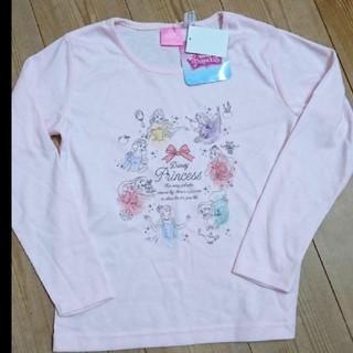 ディズニー(Disney)の新品 ディズニープリンセス 長袖 ロンTシャツ(Tシャツ/カットソー)