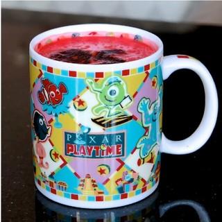 ディズニー(Disney)の2018 ピクサープレイタイム アンバサダーホテル限定 コレクタブルマグカップ(キャラクターグッズ)