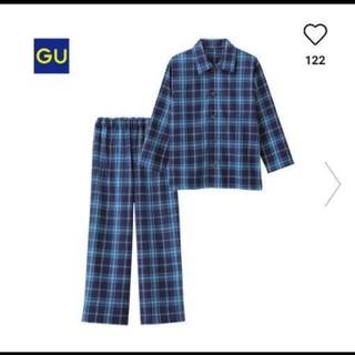 ジーユー(GU)の新品gu パジャマ150センチ(パジャマ)