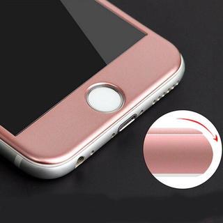 ♪最安♪ iphone6/6s / 7 / 8 3D強化ガラス ローズゴールド(保護フィルム)