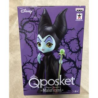 ディズニー(Disney)のQposket マレフィセント(キャラクターグッズ)