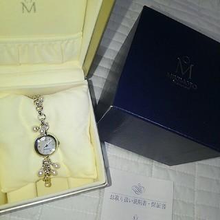 ミキモト(MIKIMOTO)のミキモト  時計(腕時計)