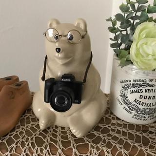 カプセルトイ《メガネとカメラ》2点セット
