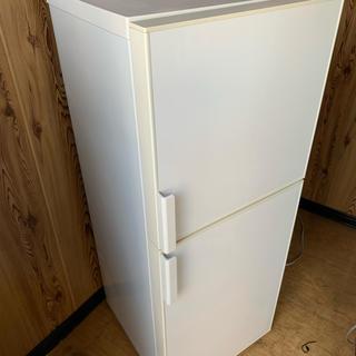 ムジルシリョウヒン(MUJI (無印良品))の無印良品2ドア冷蔵庫 全国送料無料(冷蔵庫)