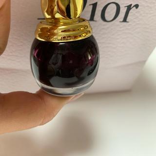 ディオール(Dior)のディオール ネイル マニキュア(マニキュア)