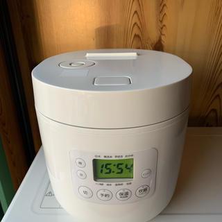 ムジルシリョウヒン(MUJI (無印良品))の無印 炊飯器 送料込(炊飯器)