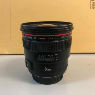 キヤノン(Canon)のCanon EF 24㎜ f1.4 L USM(レンズ(単焦点))