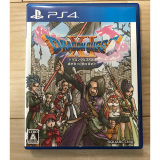プレイステーション4(PlayStation4)のドラゴンクエスト11  ドラクエ11(家庭用ゲームソフト)