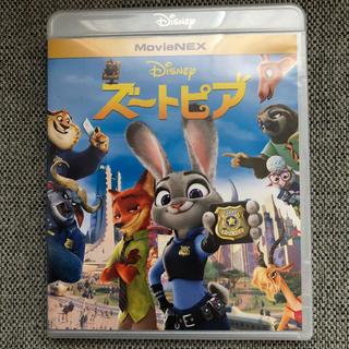 Disney - ズートピア ブルーレイのみ 純正ケース付き! 美品 ディズニー DVDなし