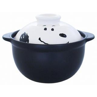 スヌーピー(SNOOPY)のスヌーピー 土鍋  陶器(鍋/フライパン)