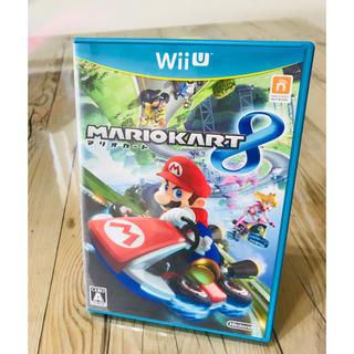 ウィーユー(Wii U)のwiiu マリオカート8ただいま保留させていただいてます(家庭用ゲームソフト)