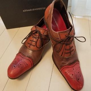 アルフレッドバニスター(alfredoBANNISTER)のアルフレッド バニスター 革靴 44(ドレス/ビジネス)