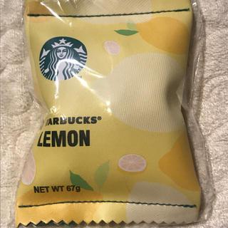 スターバックスコーヒー(Starbucks Coffee)のスタバ レモン キャンディー ポーチ(菓子/デザート)