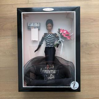 バービー(Barbie)の40th アニバーサリーバービー 黒人(SF/ファンタジー/ホラー)