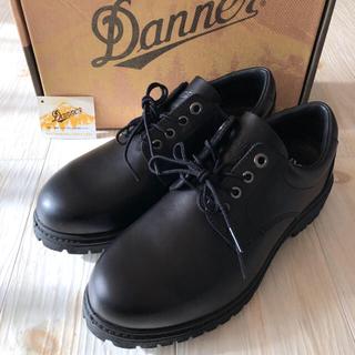 ダナー(Danner)のDanner ダナー ブーツ BLACK  【 新品 未使用品 】DANNER (ブーツ)