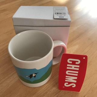 チャムス(CHUMS)のチャムス  陶器マグカップ(グラス/カップ)
