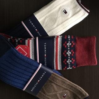 Tommy Hilfiger 靴下 3点セット(その他)